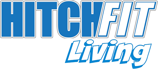 Hitch Fit Living Logo