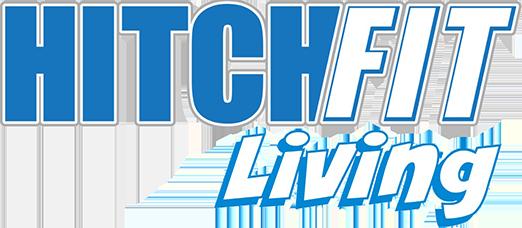 Hitch Fit Living Logo